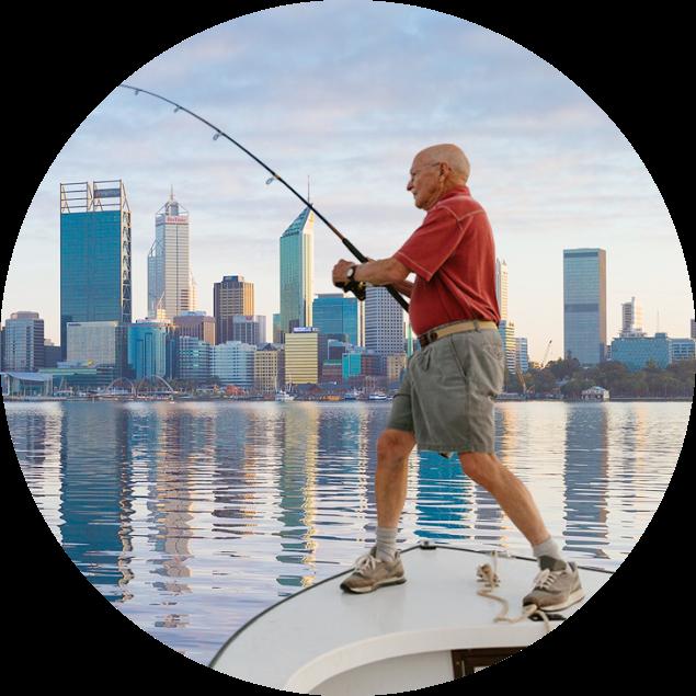 Fishing-Perth
